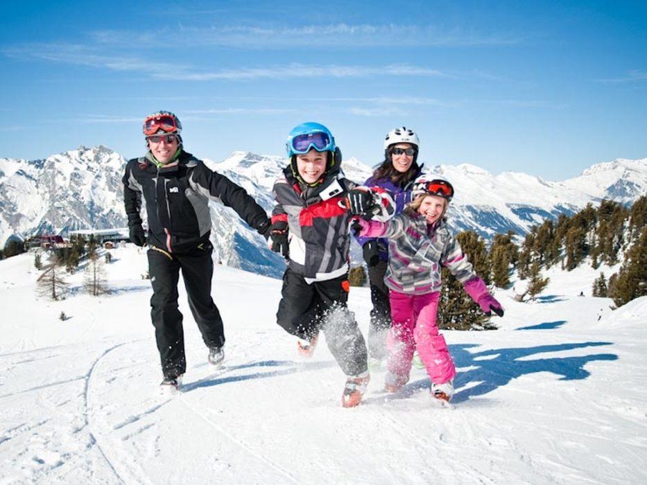 Весенние каникулы на горнолыжных курортах
