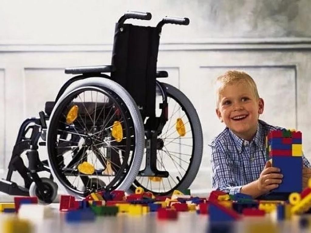 Товары и услуги для детей-инвалидов