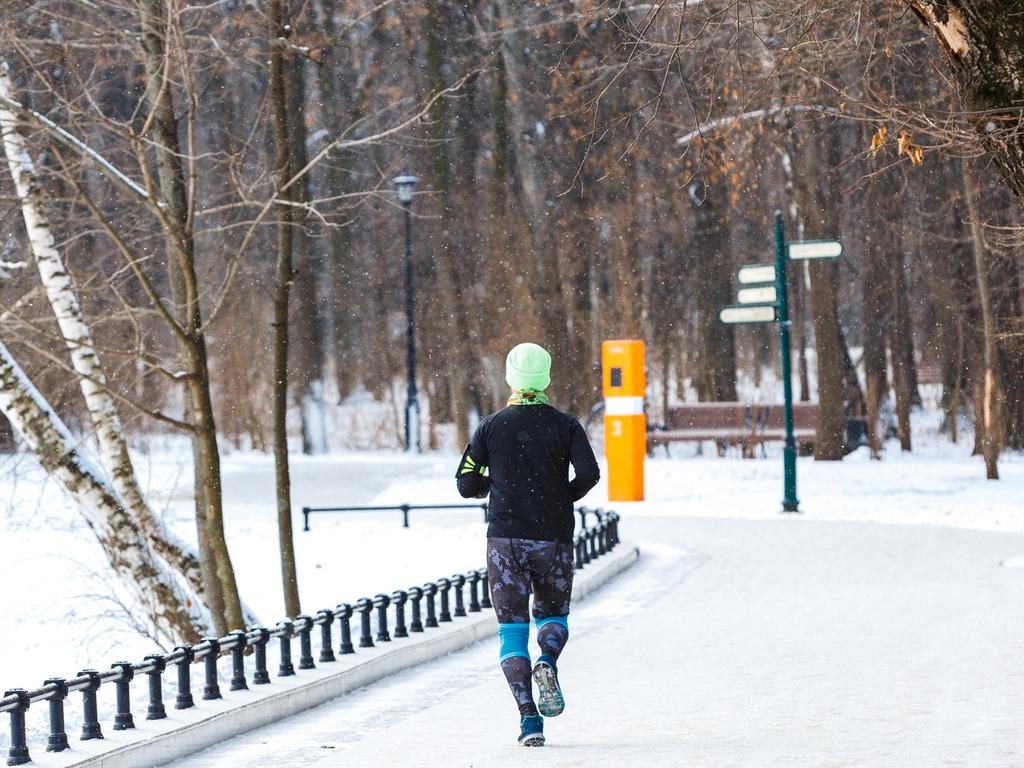 Спортивная зима на ВДНХ