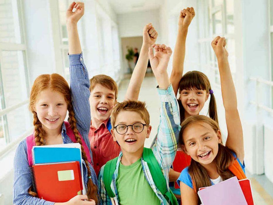 Весенние каникулы у школьников