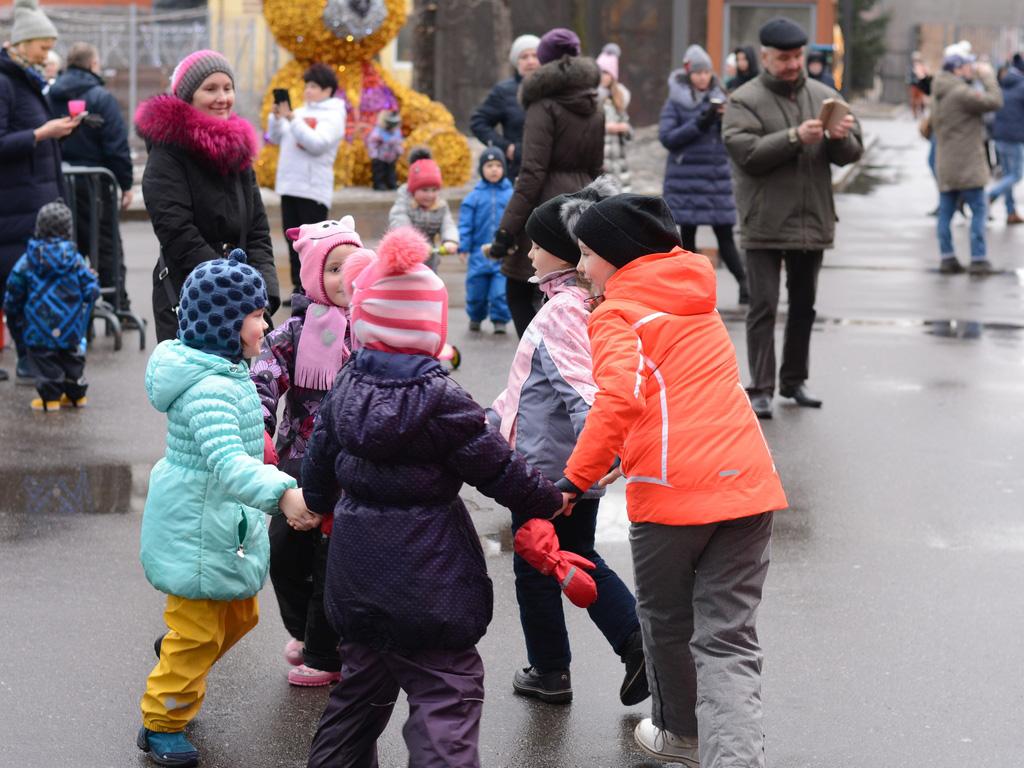 Семейная программа в Таганском парке