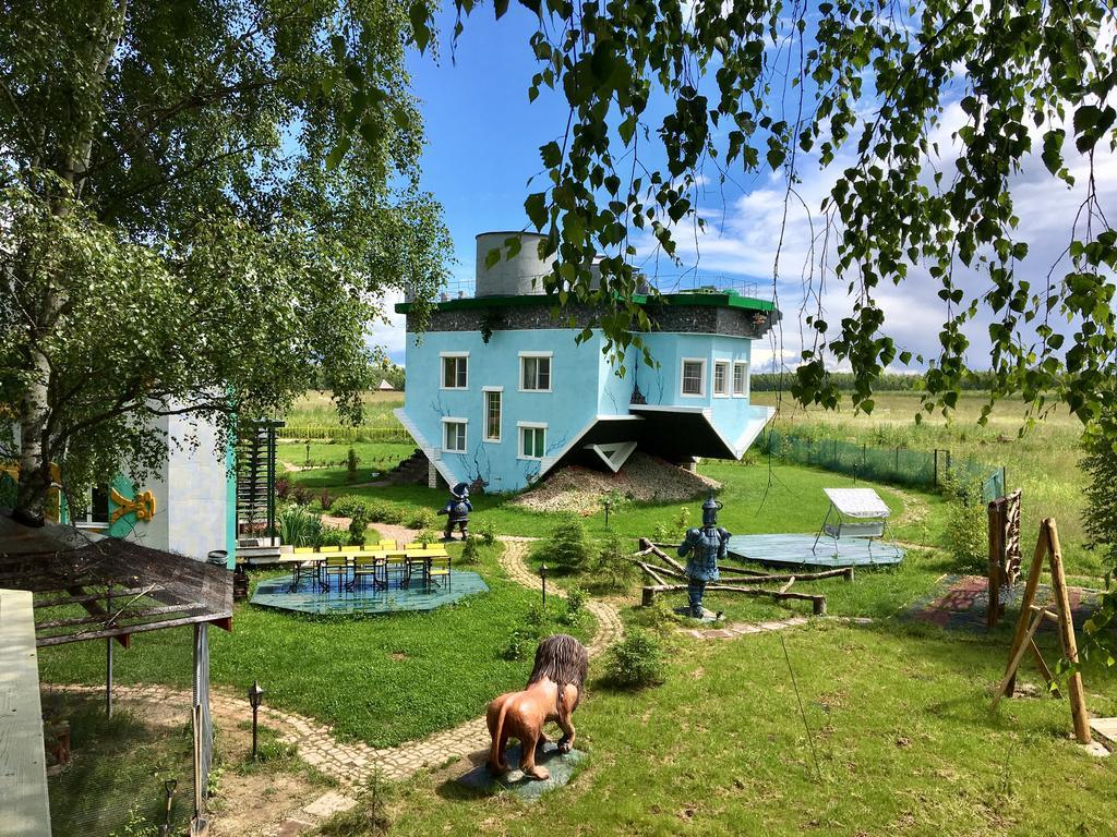 Семейный парк Волшебная страна