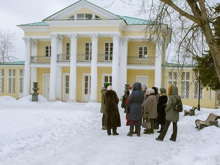 Экскурсии в Парке Горького в марте