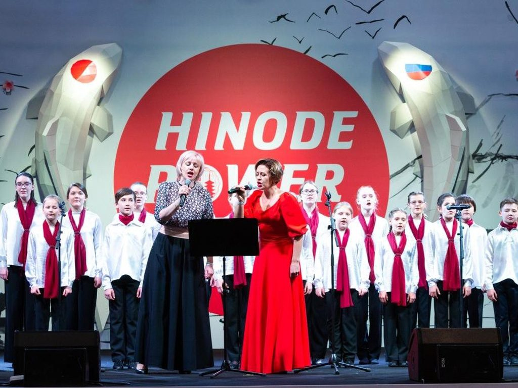 Фестиваль Hinode Power Japan на ВДНХ