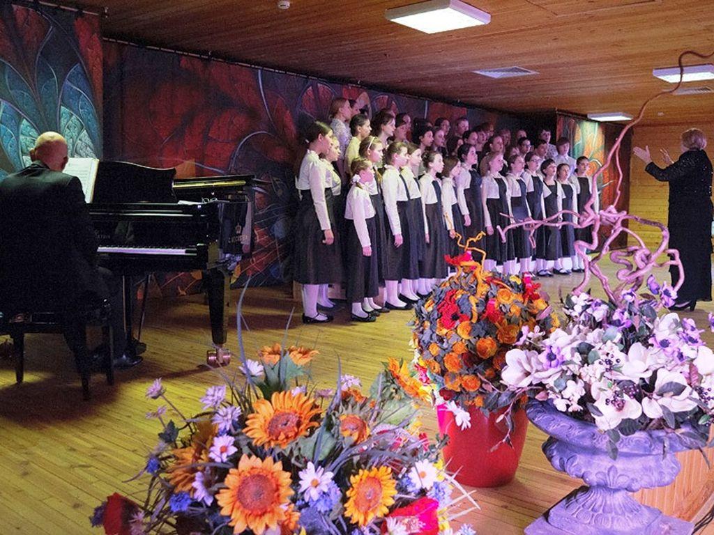 Детский пасхальный хоровой фестиваль Русь певчая