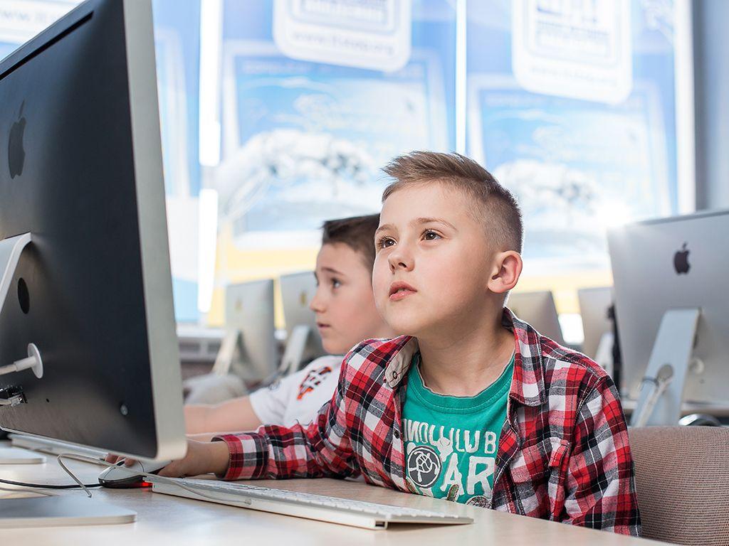 Компьютерная Академия ШАГ- летний лагерь