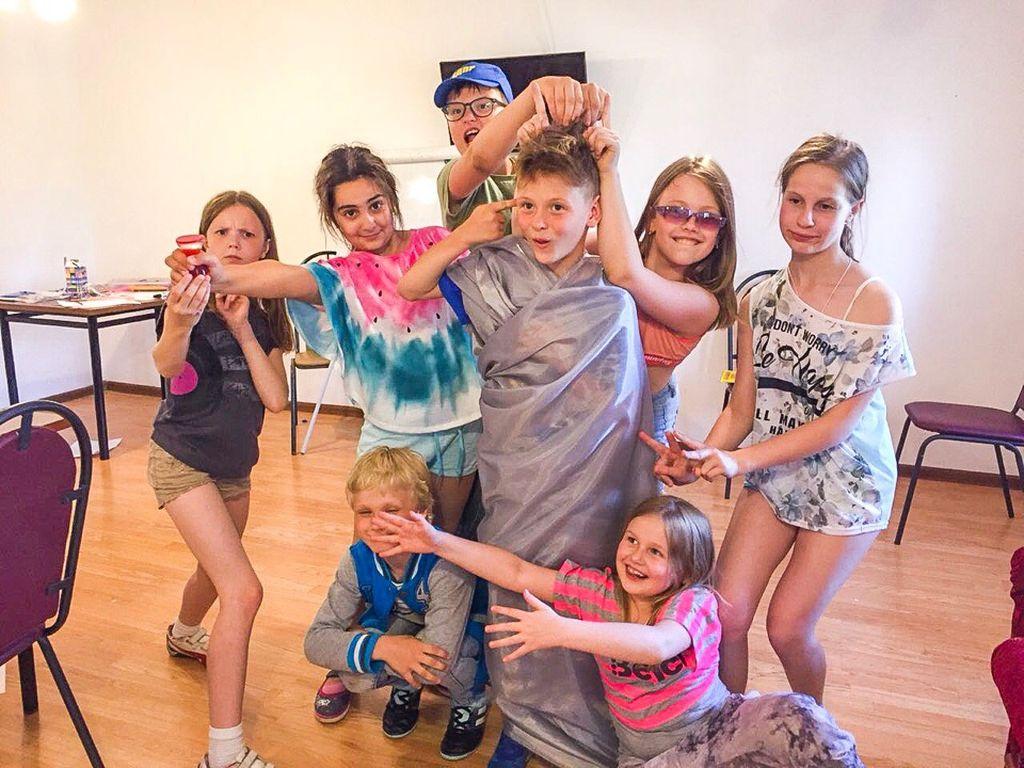 Летний танцевальный лагерь КИД.travel