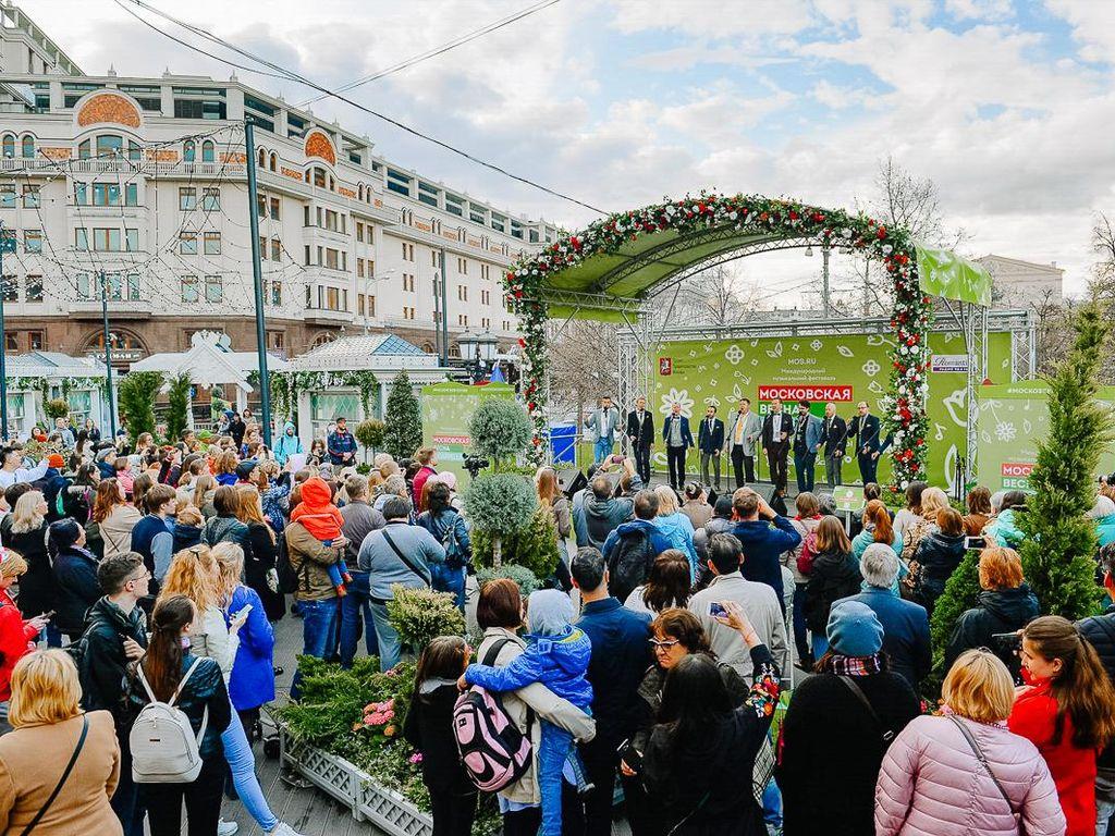 участники Московская весна А Cappella