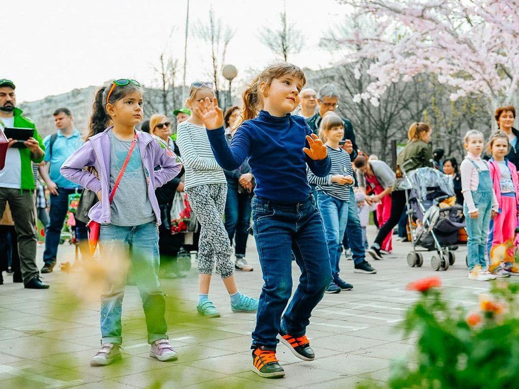 Фестиваль Московская весна А Cappella