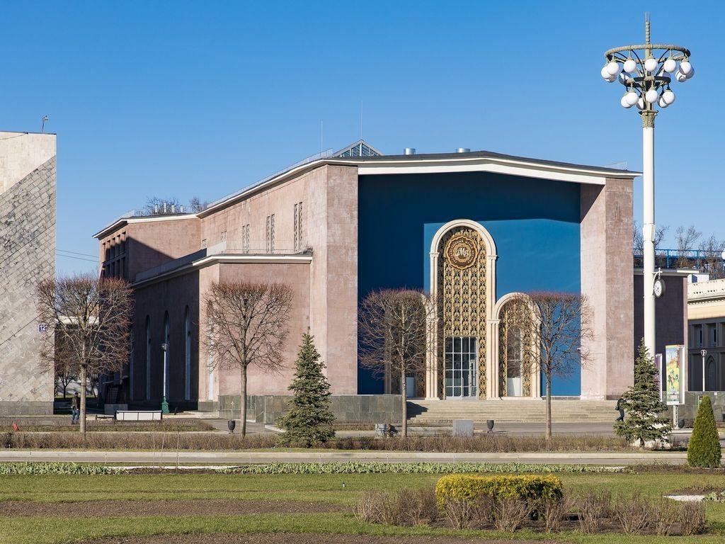 ВДНХ открытие музея Востока