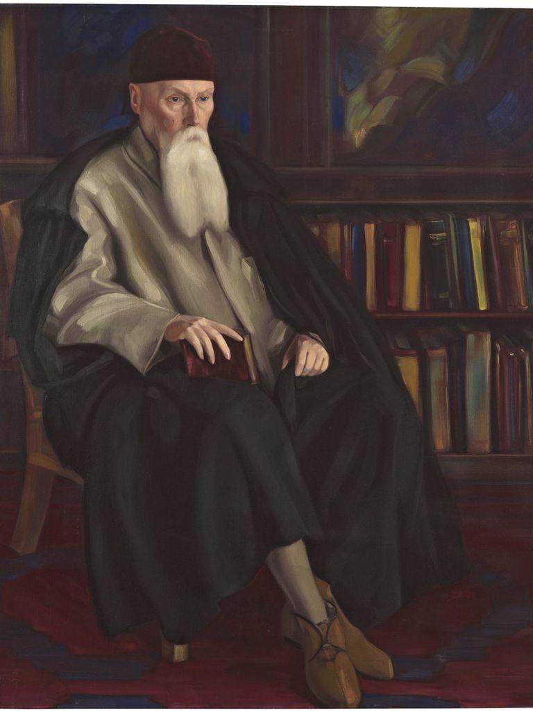 Николай Рериха