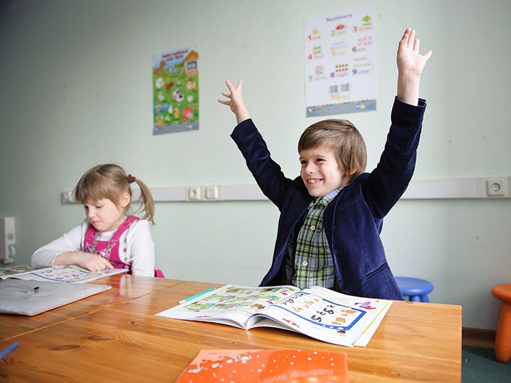Лучшая школа  иностранных языков BKC-International House