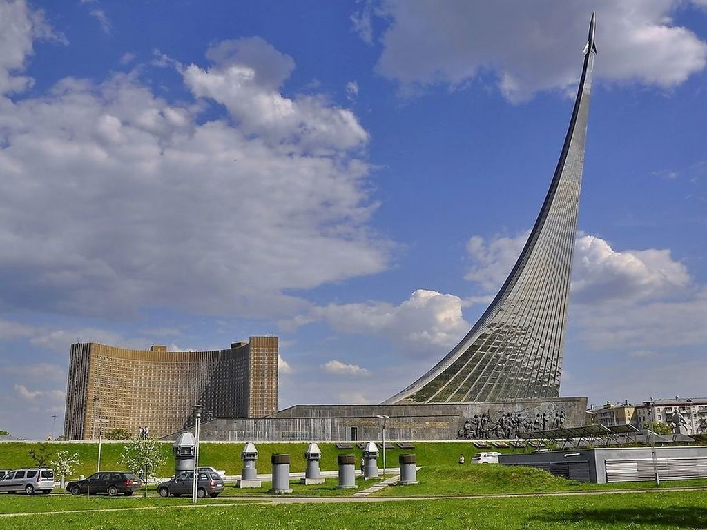 Выставка Я простой советский человек в Музее Космонавтики
