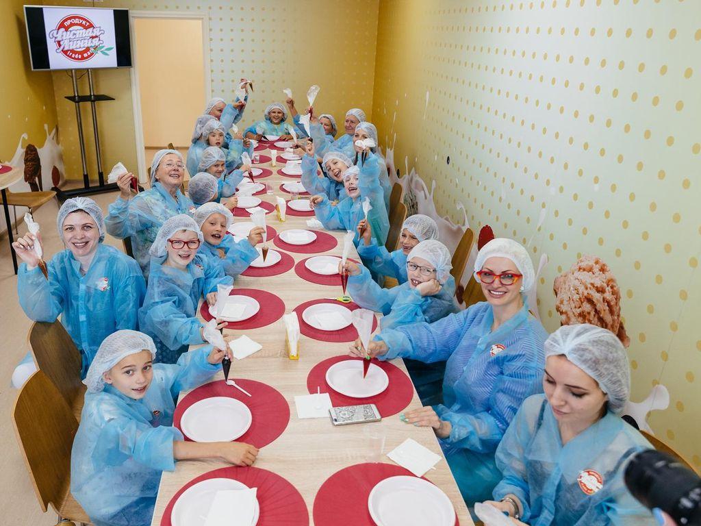 10 причин посетить Фабрику мороженого Чистая линия