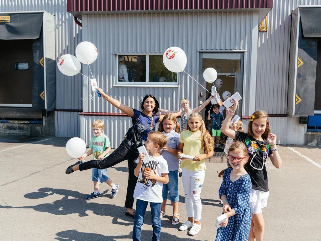 фабрика мороженого, лучшая экскурсия для всей семьи