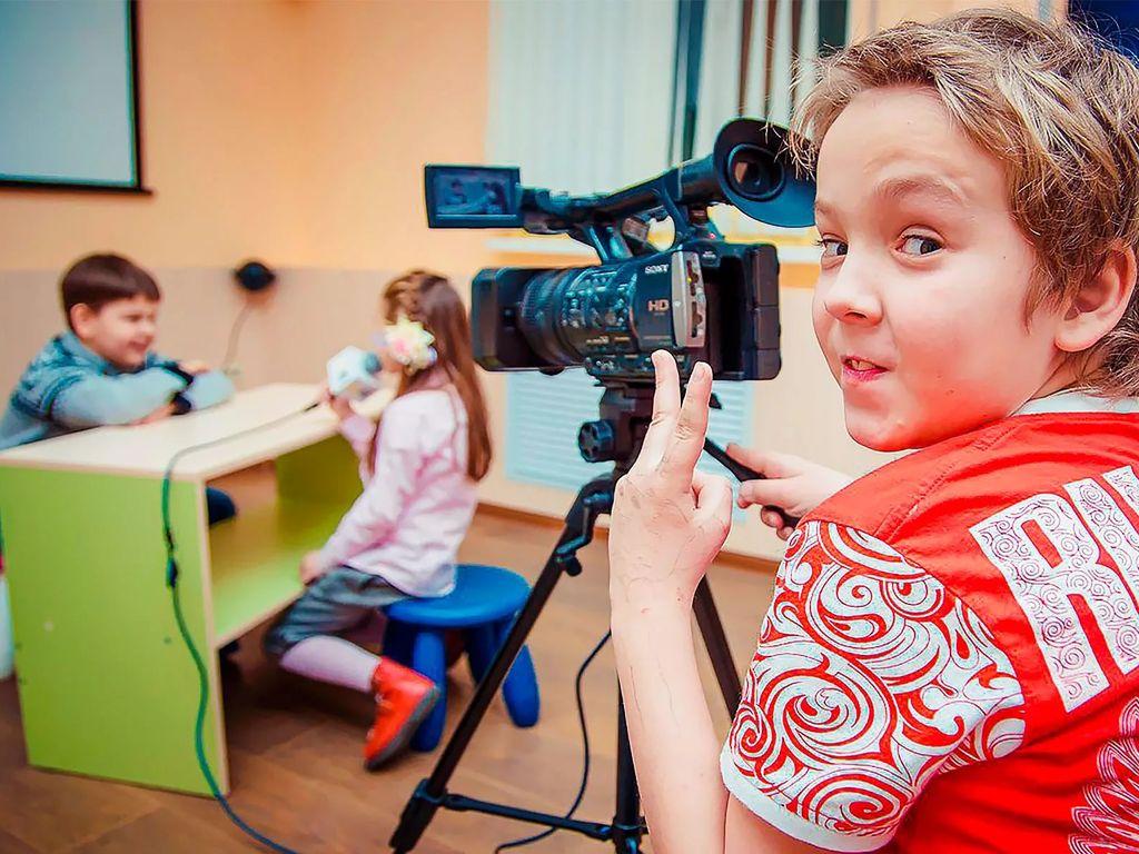 Москино: детская киношкола