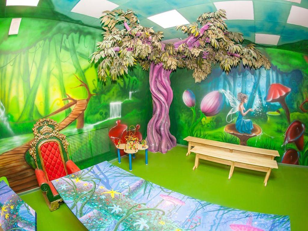 Парк развлечений Веселые джунгли