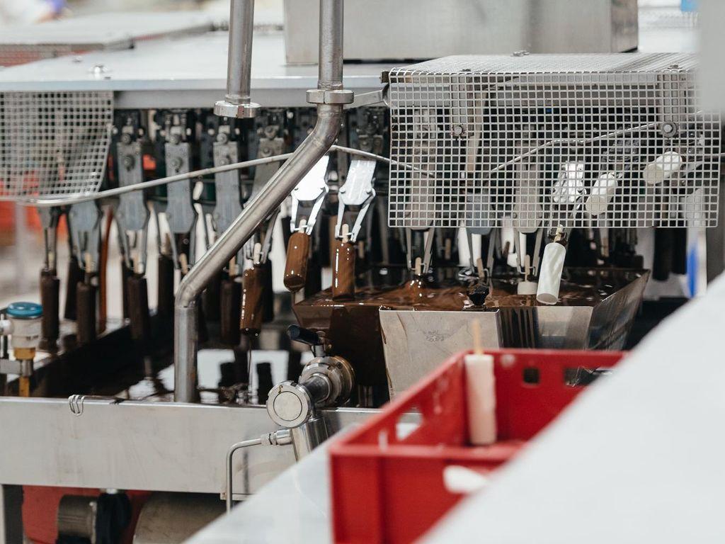 Секреты изготовления мороженого фабрика мороженного Чистая линия