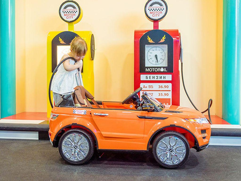 Детский автогородок MOTOR CITY