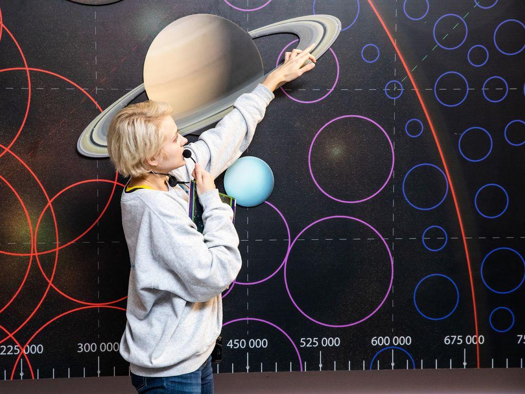 День астрономии на Главной выставке страны
