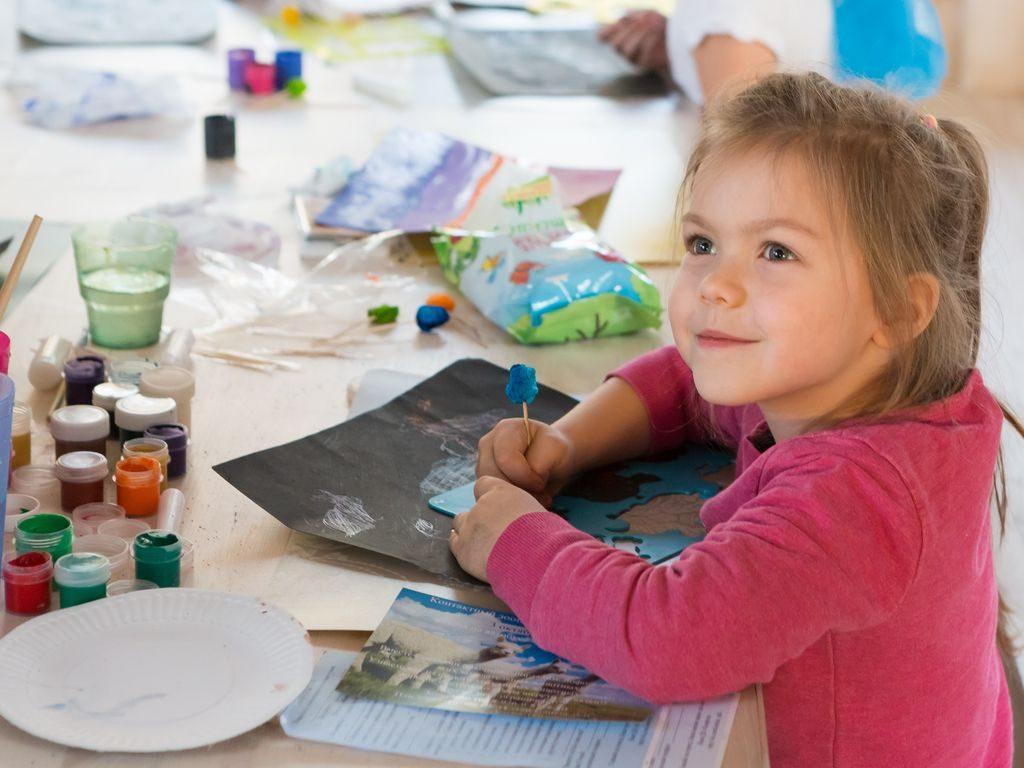 День защиты детей на Главной выставке страны