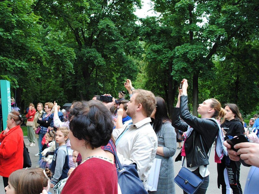 Гала-концерт от Академии Детского Мюзикла на сцене Таганского парка