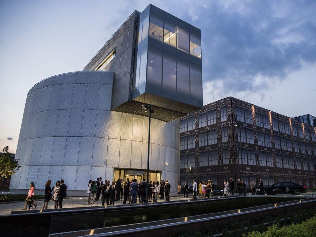 Ночь музее в Музее русского импрессионизма