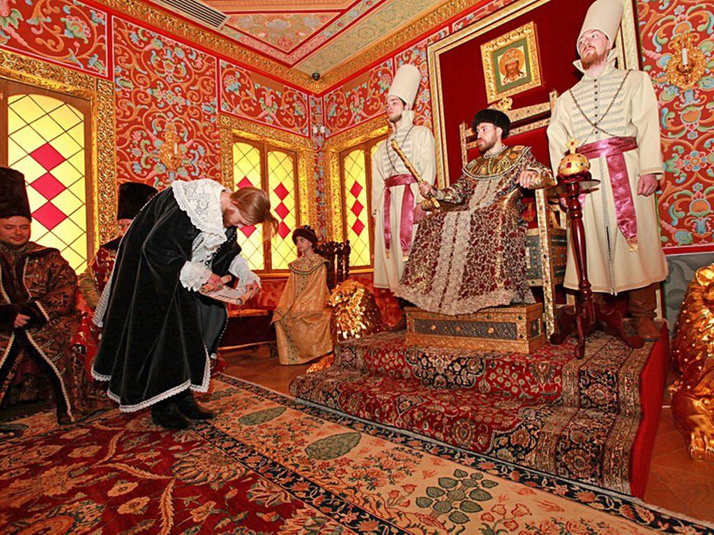 Ночь в музее музей-заповедник Коломенское