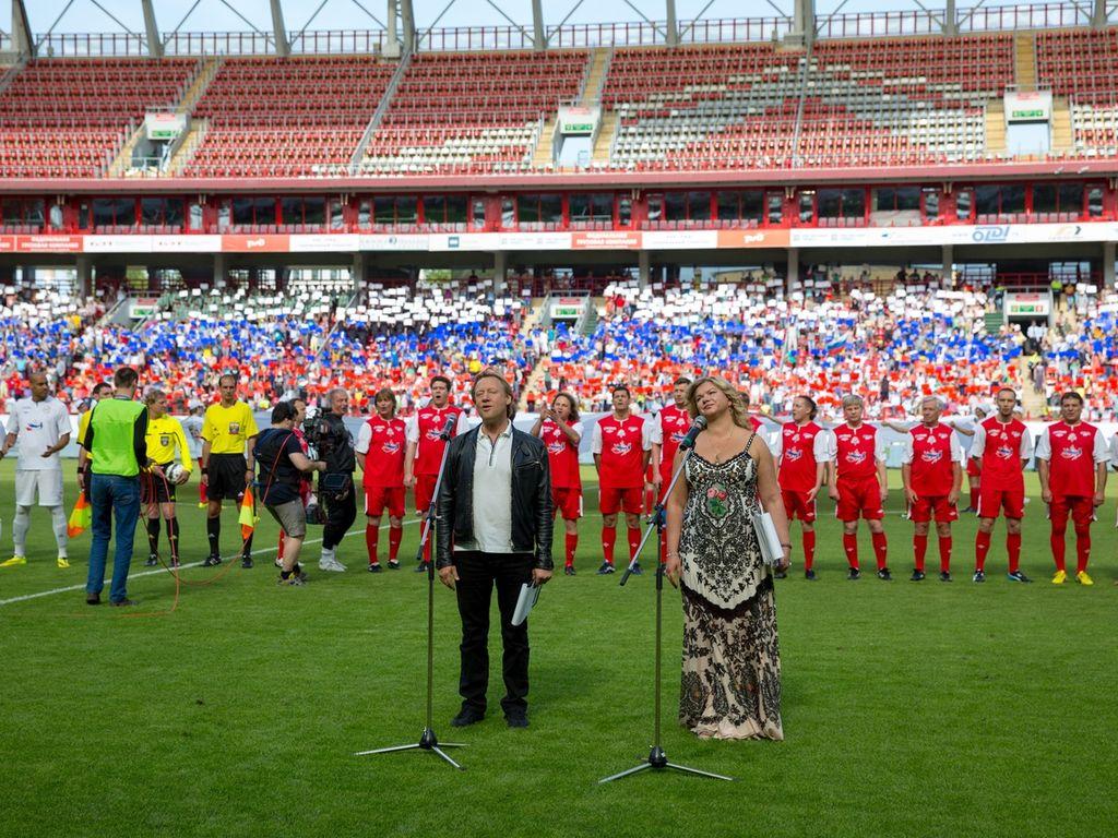 Футбольно-музыкальный фестиваль Арт-футбол 2019