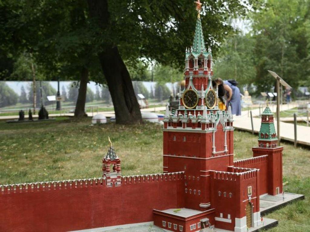 В Москве откроется парк миниатюр