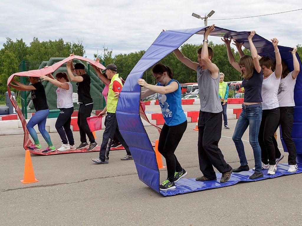 День молодежи в парках Москвы