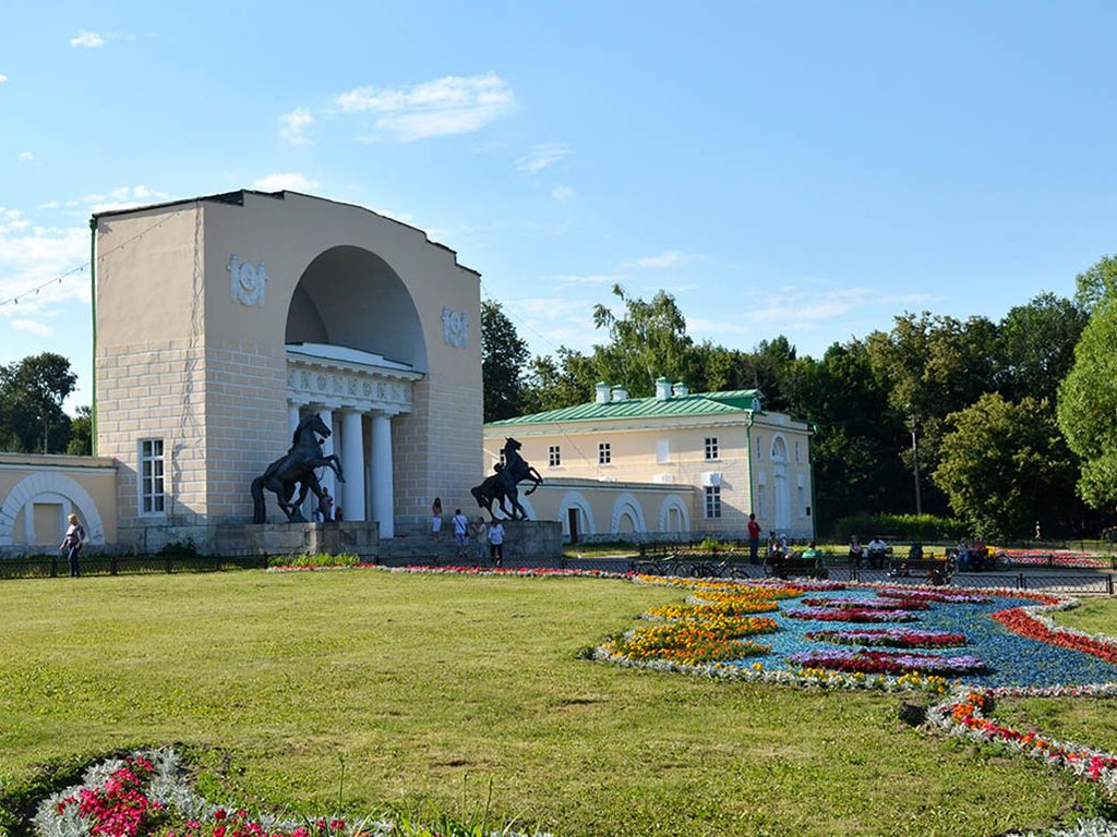 День России на территории Кузьминки-Люблино