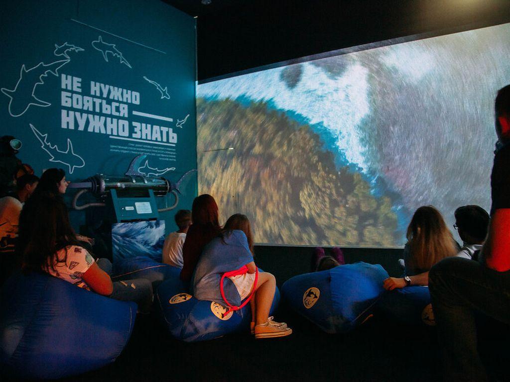 Фестиваль путешествий, кинопоказы в большом зале