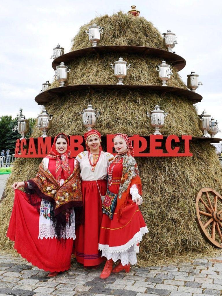 арт-завалинка Фестиваль САМОВАРФЕСТА