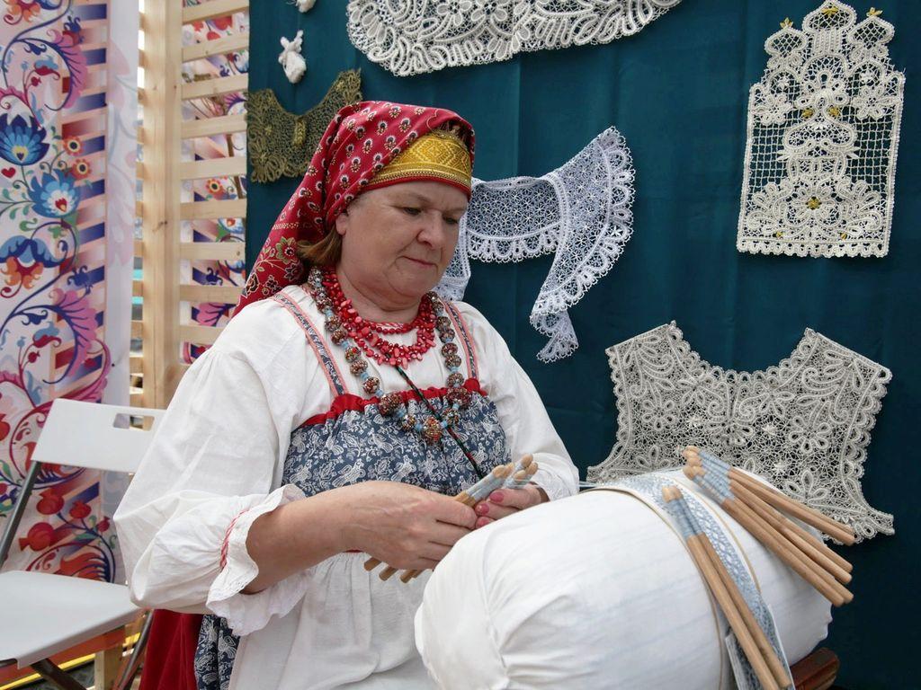 Ярмарка народно-художественных промыслов