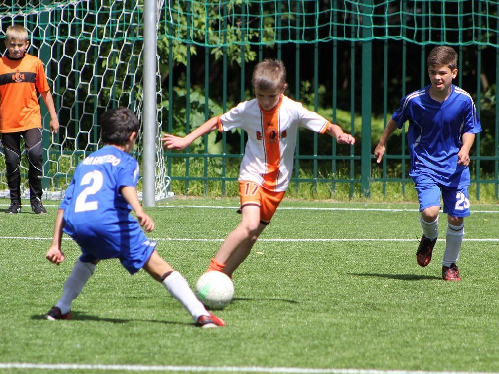 Спортивное лето на ВДНХ