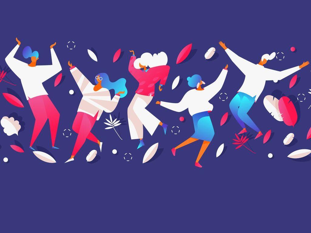 Благотворительный танцевальный марафон