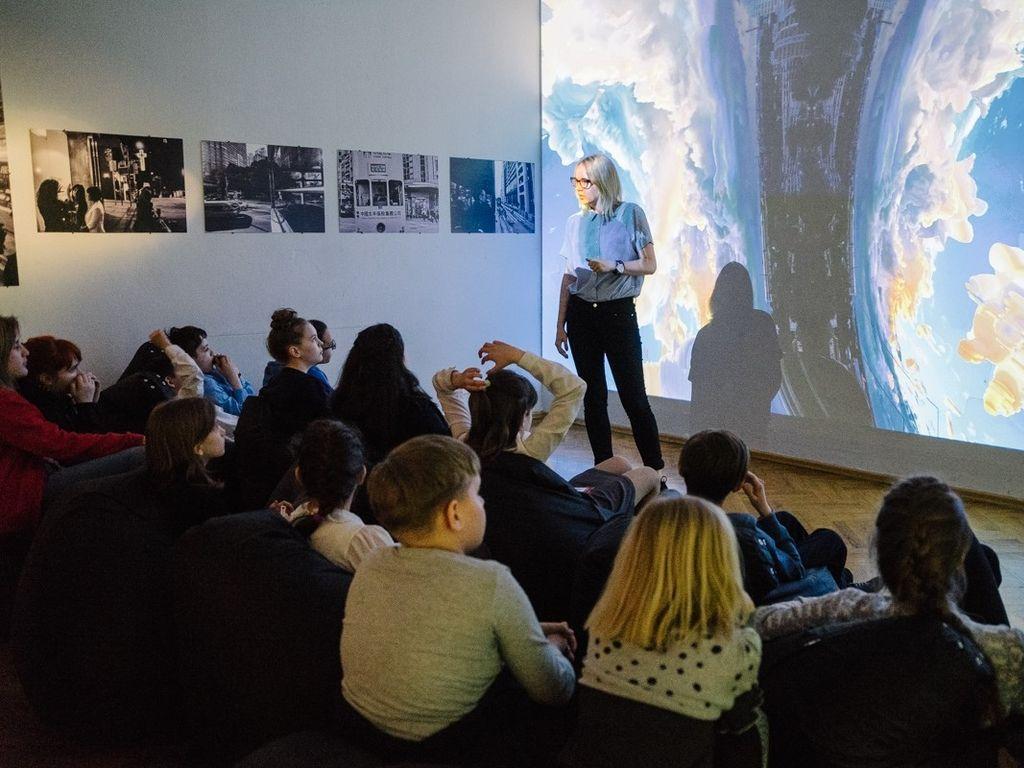 Мастер-классы в Выставочных залах Москвы