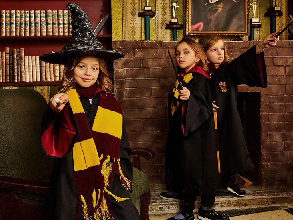 Квест Школа волшебства