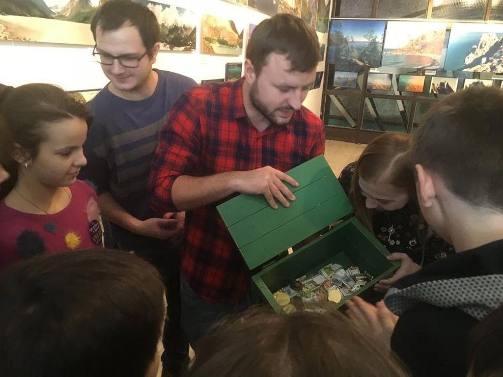 Квест-экскурсия по музею Дарвина