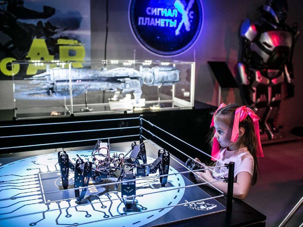 Детский интерактивный центр Сигнал с планеты Х