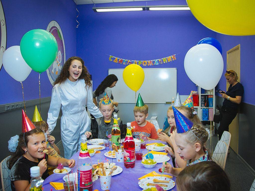 День рождение для ребенка в музее Космонавтики
