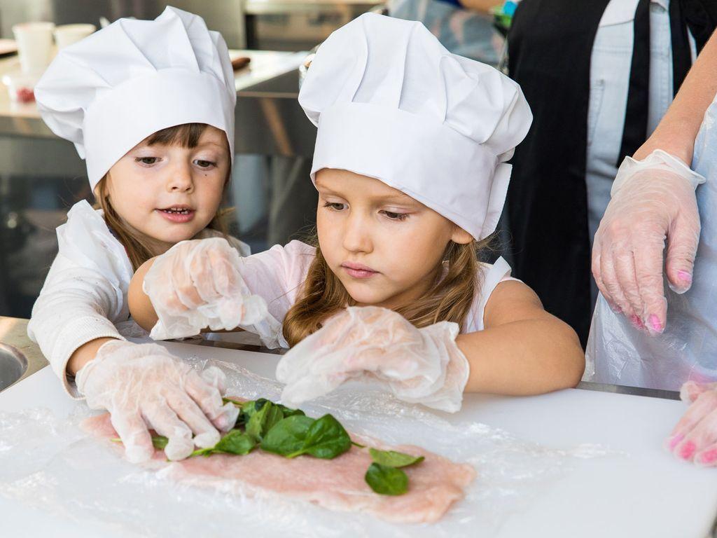 Детская каникулярная программа в Технограде
