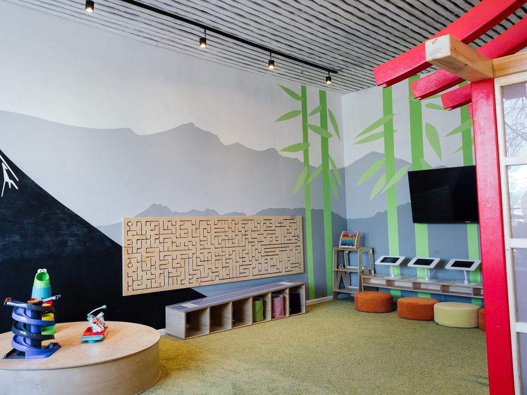 Игровая комната ресторан Тануки
