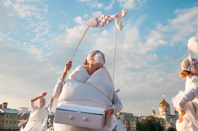 В «Музеоне» пройдёт седьмой творческий фестиваль «Яркие люди»
