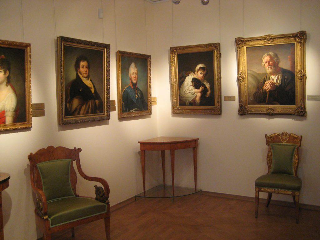 Парад портретов