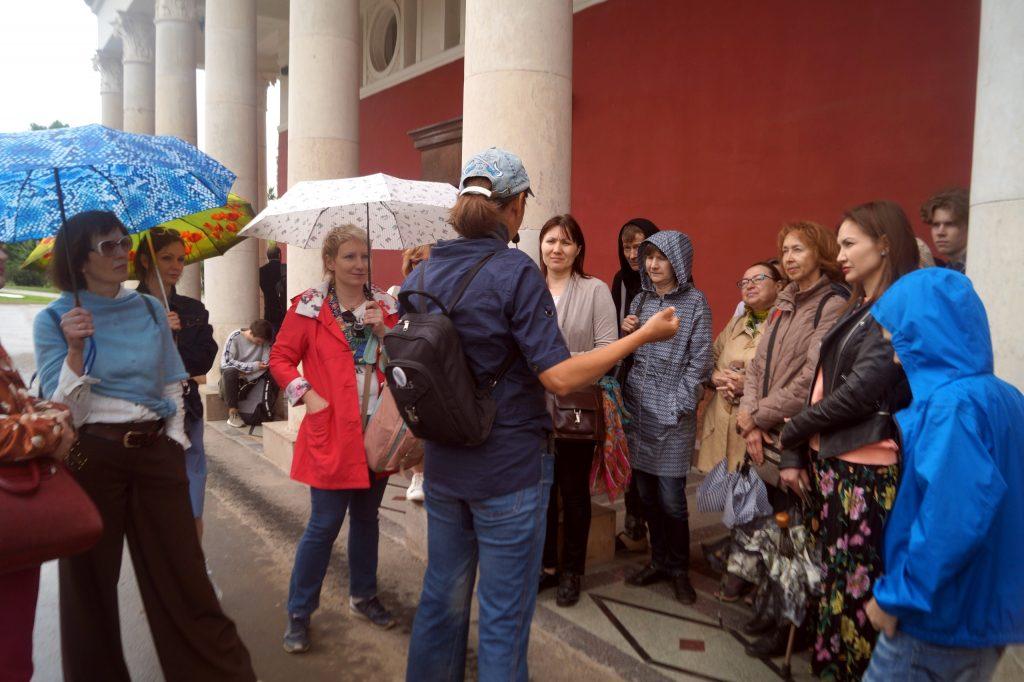 Экскурсия «Динамо» и окрестности: не только футбол»