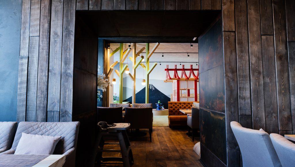 В «Тануки» всей семьей: игровые комнаты в ресторанах