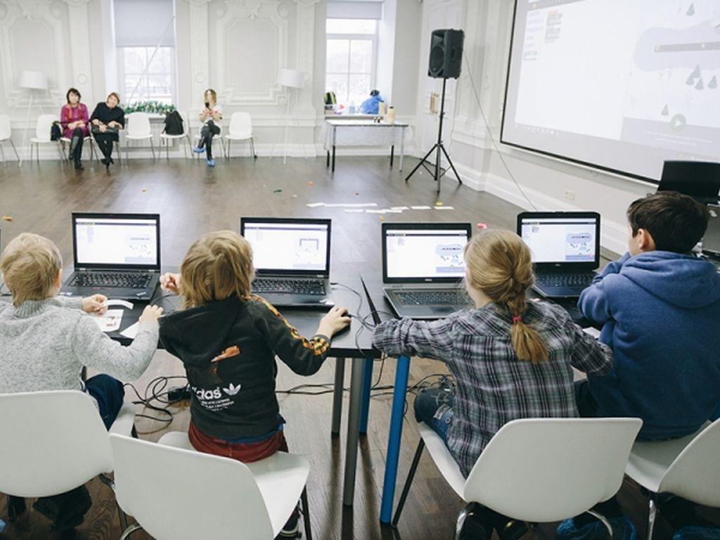 Бесплатный мастер-класс по программированию для детей