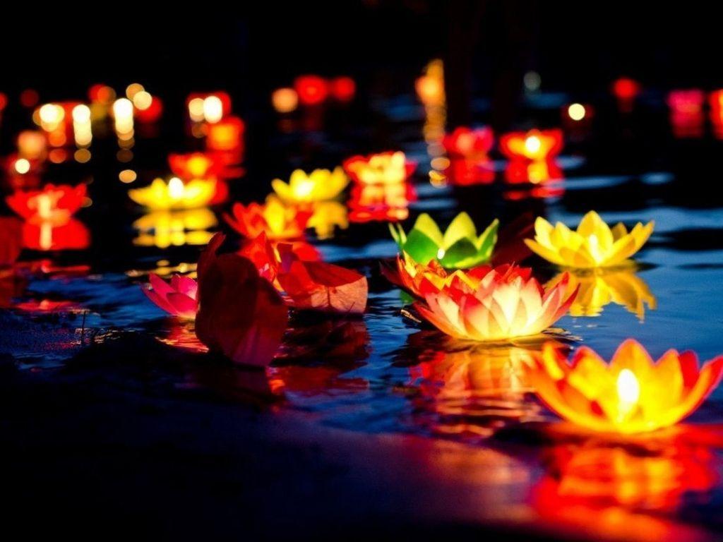 Фестиваль водных фонариков Мечта Близко